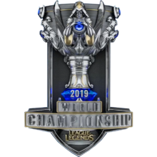 Логотип League of Legends World Championship